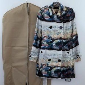 Burberry Kensington Coat